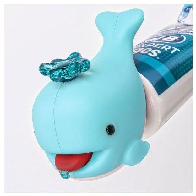 Distributeur de dentifrice baleine