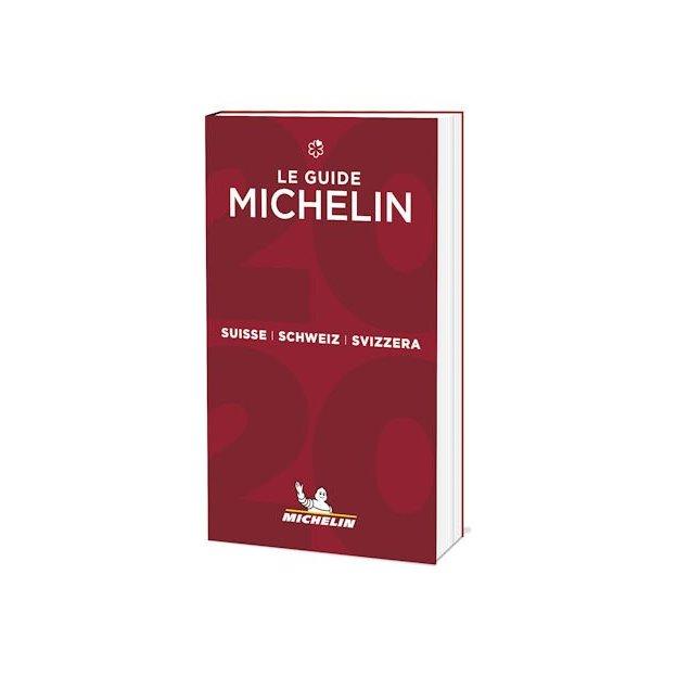 Le guide Michelin Suisse/Schweiz/Svizzera 2020