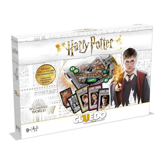Cluedo Harry Potter, français