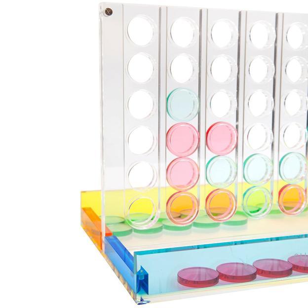 Sunnylife vier Gewinnt aus hochwertigem Acrylglas