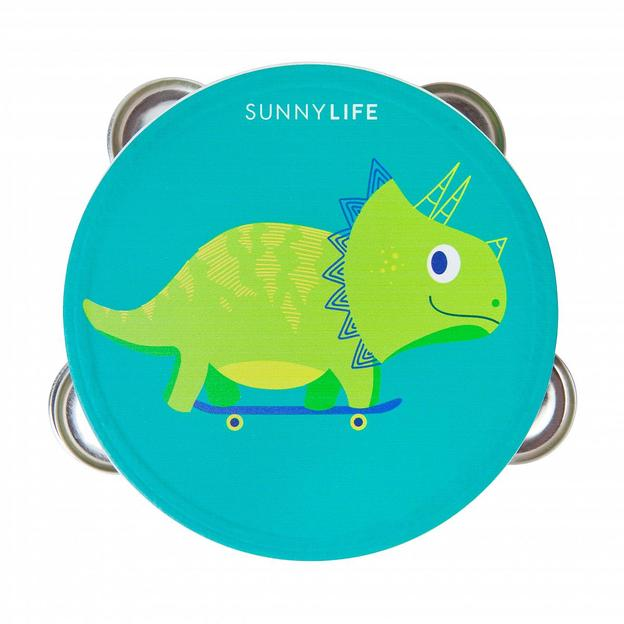 Sunnylife Dino Musik Band-Set, 4-teilig