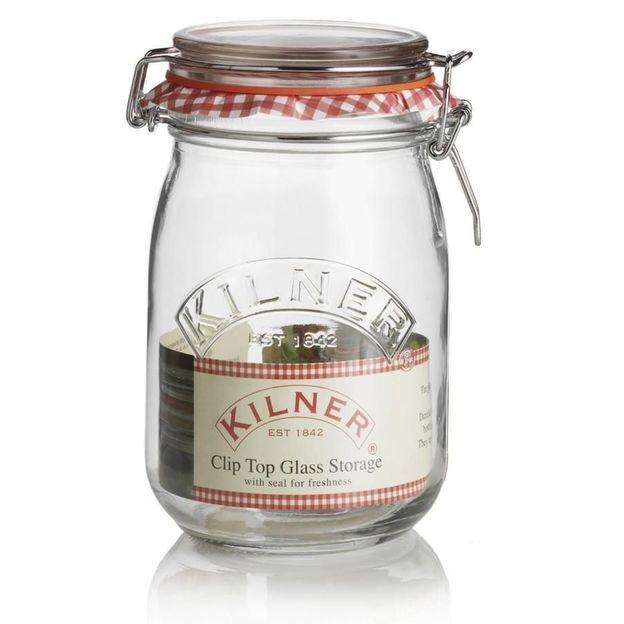 Kilner Einmachglas, 1 Liter