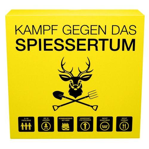 Image of Kampf gegen das Spiessertum
