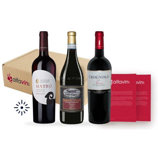 Abonnement de 3 mois pour une sélection de vins