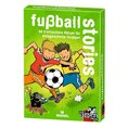 Black Stories Junior - Fussball Stories