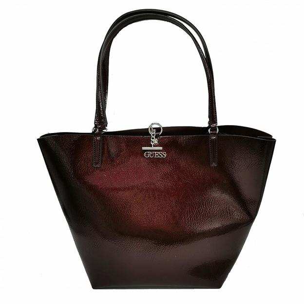 Guess Tasche Alby Toggle Merlot