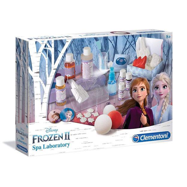 La Reine des neiges 2 Le laboratoire de beauté d'Elsa