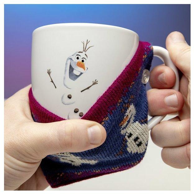 Disney Frozen 2 Tasse Olaf Cosy Kuschelbecher