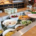 Brunch vegan à discrétion in Zürich (für 2 Personen)