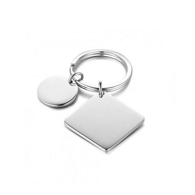 Porte-clés personnalisé avec gravure