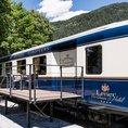 Kurzurlaub mit Wellness im Orient Express – 3 Übernachtungen in Südtirol (für max. 2 Erwachsene & 2 Kinder)