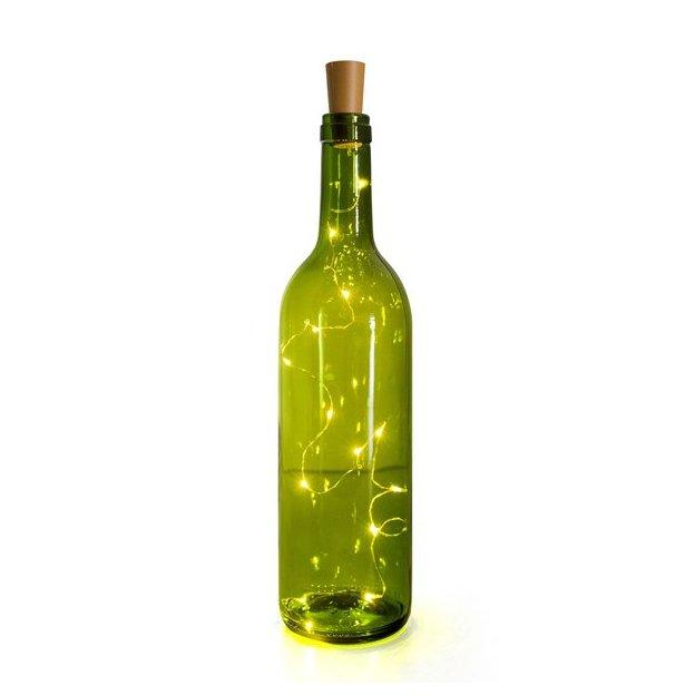 Flaschenlicht LED Lichterkette