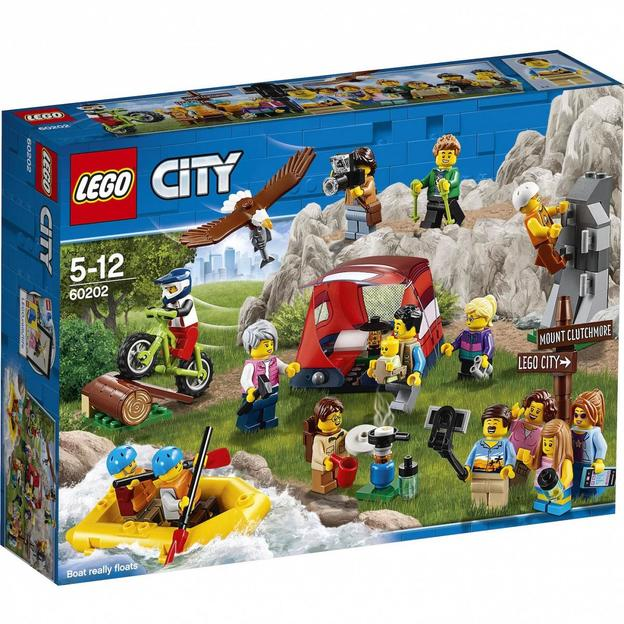 LEGO City - Les aventures en plein air
