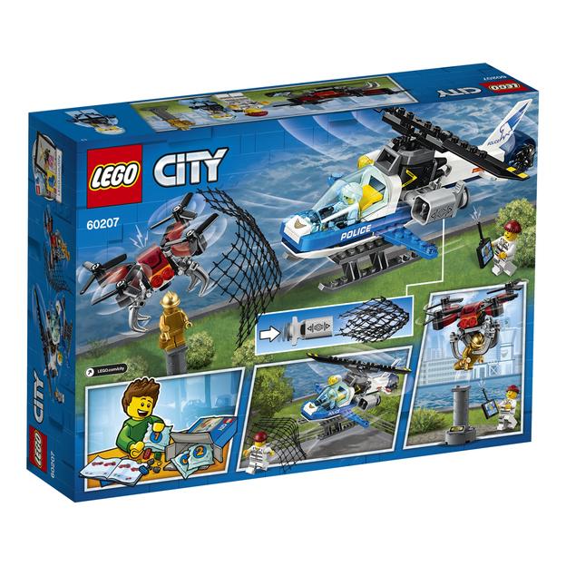 LEGO City Le drone de la police