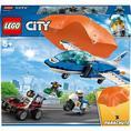 LEGO City Polizei Flucht mit Fallschirm