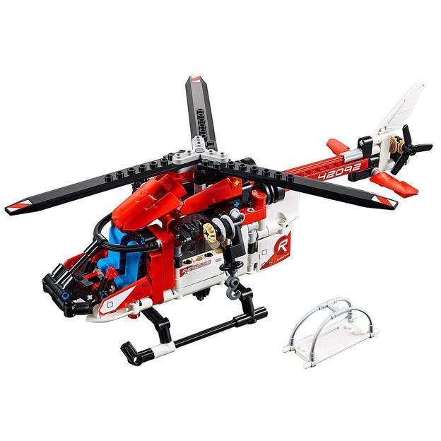 LEGO Technic L'hélicoptère de secours