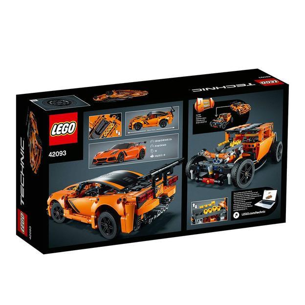 LEGO Technic Chevrolet Corvete ZR1