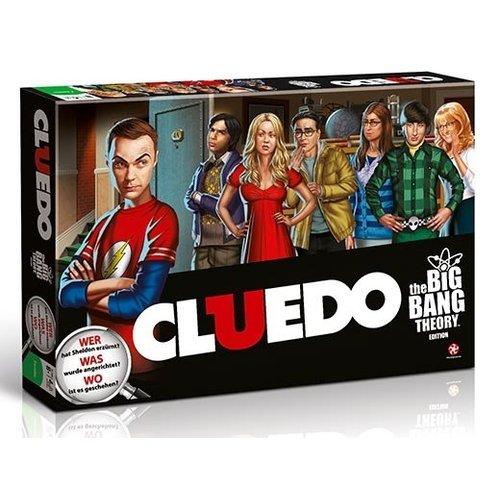 Image of CLUEDO Big Bang Theory