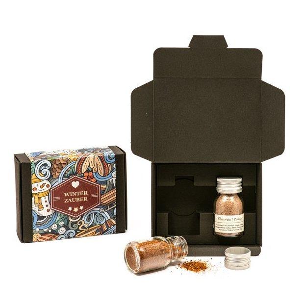 Geschenkset Glühwein & Raclette