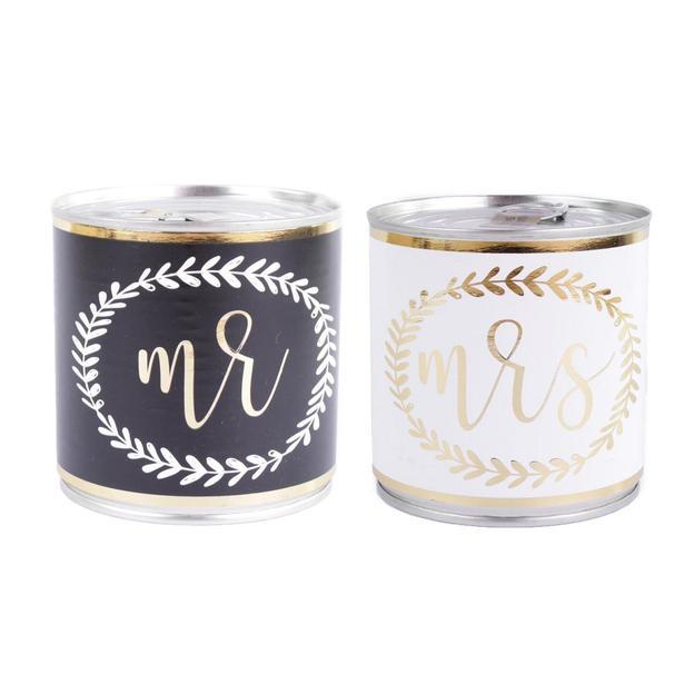 Cancakes Mrs. & Mr. en conserve