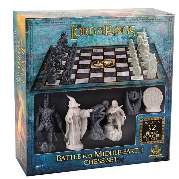 Herr der Ringe Schach Battle for Middle Earth