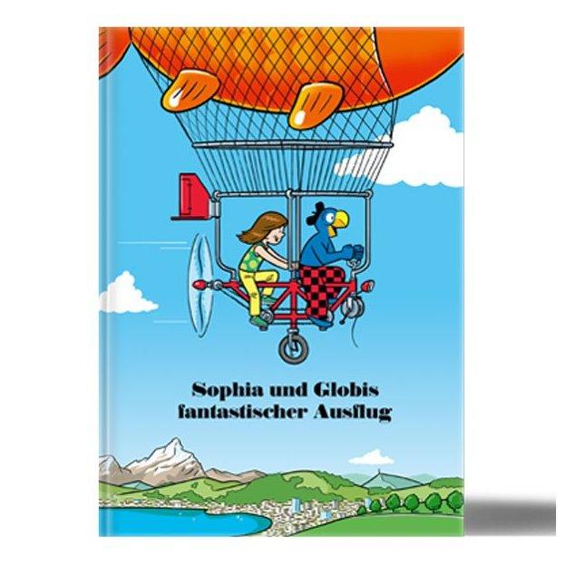 Personalisiertes Globi-Buch - Dein fantastischer Ausflug mit Globi