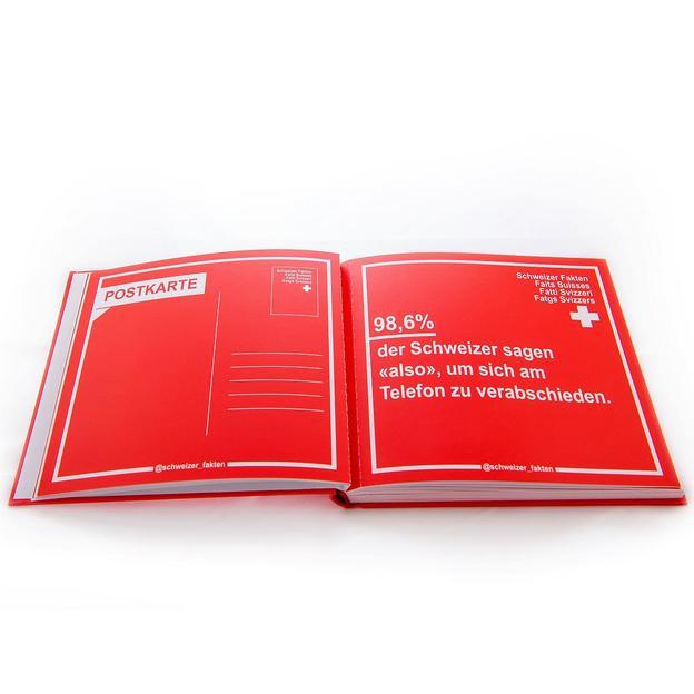Schweizer Fakten Limitierte 1. Auflage