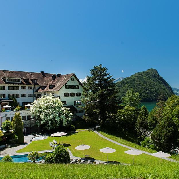 Wellness und Genuss mit Übernachtung in Luzern (für 2 Personen)