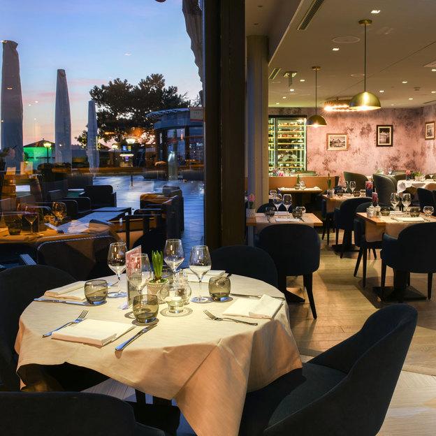 Forfait romantique avec wellness et dîner au bord du lac Léman (2 pers.)