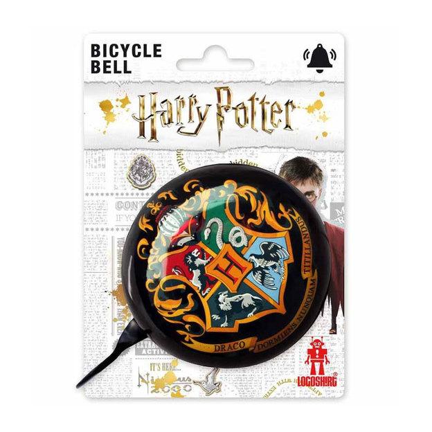 Sonnette de vélo Harry Potter Poudlard