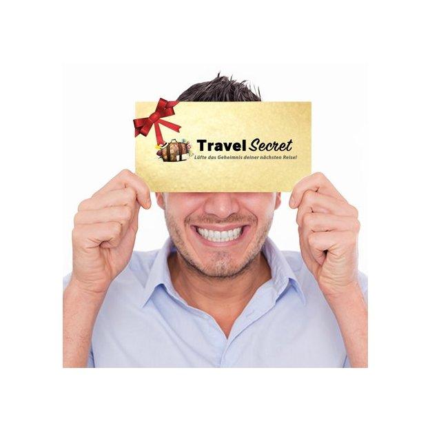 Überraschungsreise von TravelSECRET Platinum (für 1 Person)