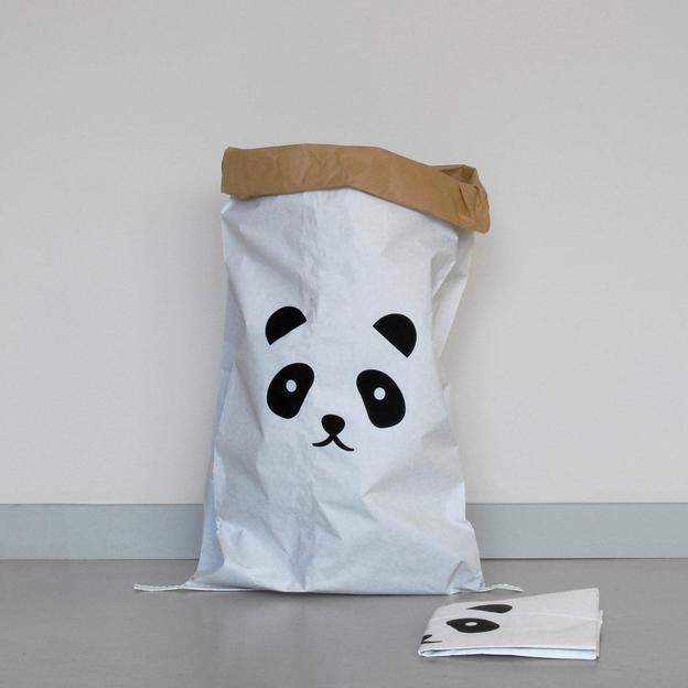 Sac en papier Panda