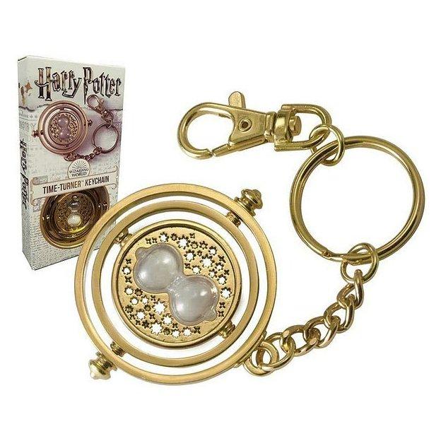 Porte-clés Harry Potter sablier Retourneur de Temps d'Hermione
