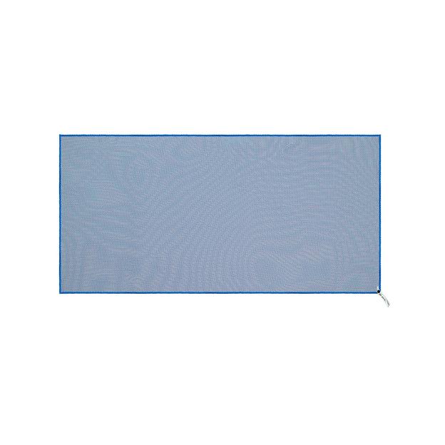 pandoo Bambus Handtuch blau 130 x 80cm