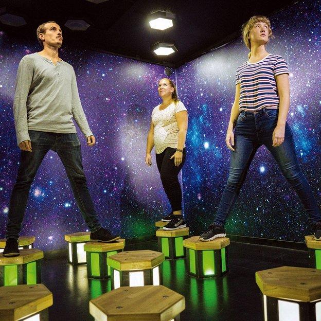 Boda Borg - Action, Abenteuer und Spass (für 4 Personen)