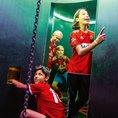 Boda Borg - Action, Abenteuer und Spass 4h (für 4 Personen)