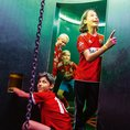 Boda Borg - Action, aventure et fun 4h (4 personnes)