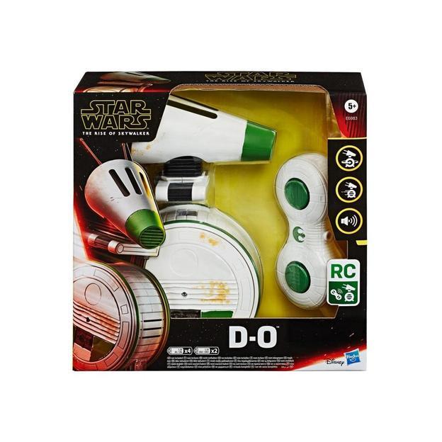 Hasbro Star Wars Episode IX - RC Fahrzeug D-O, ferngesteuert