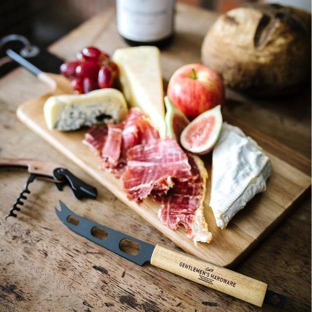 Gentlemen's Hardware Käse und Wein Set