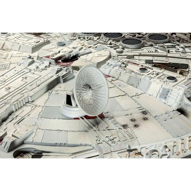 Star Wars Modellbausatz Millennium Falcon 1:72