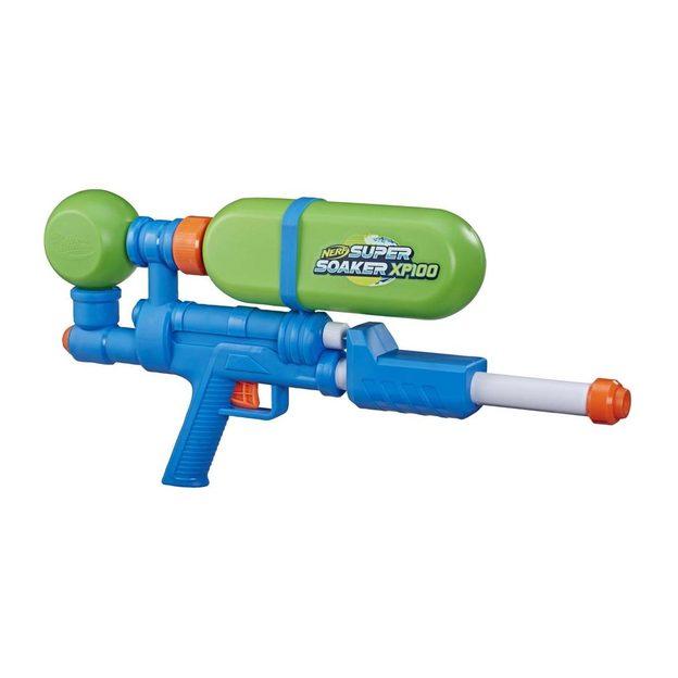 Pistolet à eau Nerf Super Soaker XP100
