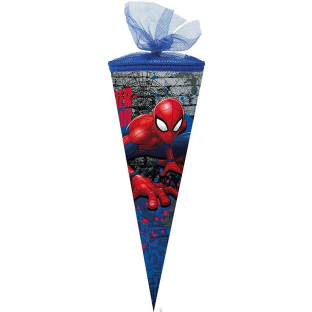 Pochette surprise Spiderman, non garnie, 22cm