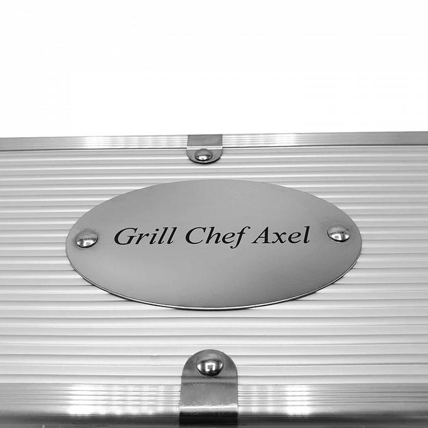 Set barbecue personnalisable, 3 pièces