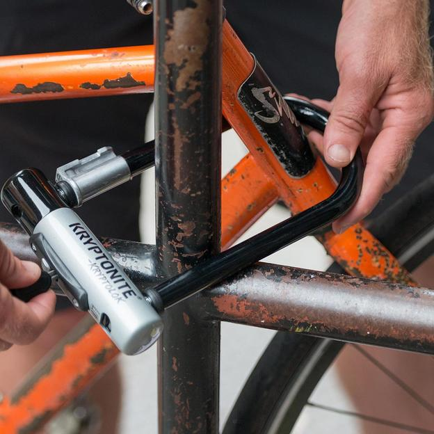 Fahrrad Bügelschloss Kryptonite KryptoLok series2 Mini-7