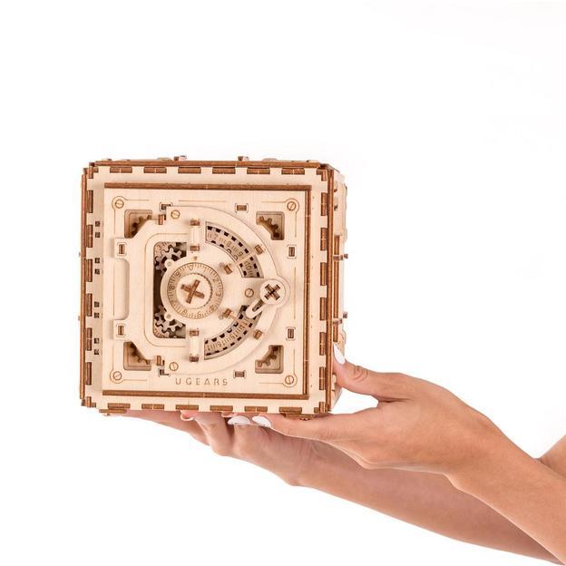 Puzzle 3D en bois, 179 pièces