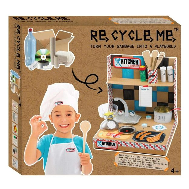 Re-Cycle-Me Playworld Küche