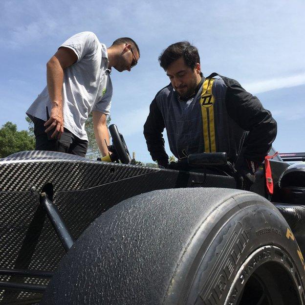Formel Experience mit Renault 2.0 (für 1 Person)