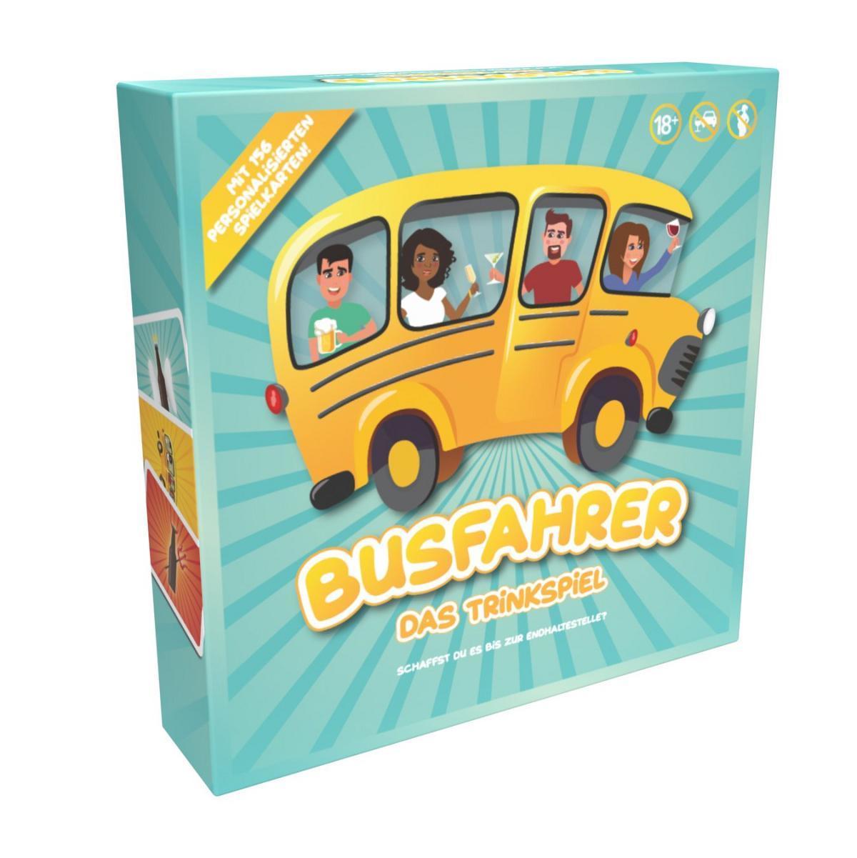 Busfahrer Spiel Trinkspiel