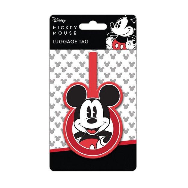 Kofferanhänger Mickey Mouse