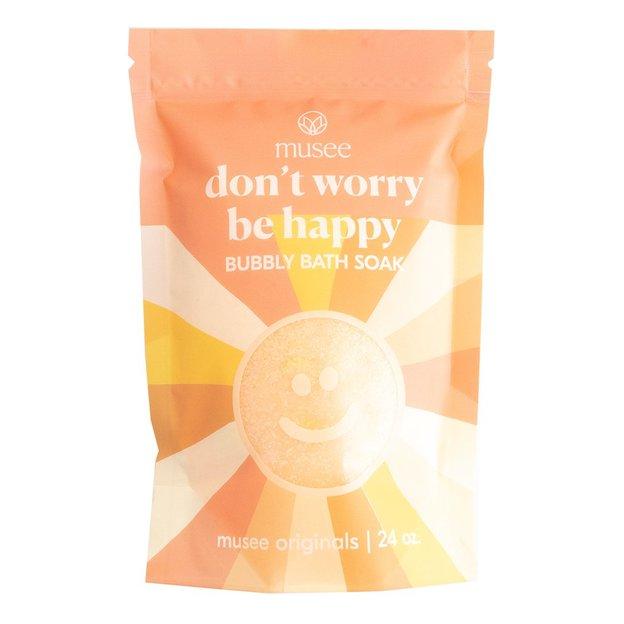 Bade-Konfetti Bubble bath Don't worry be happy